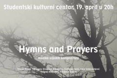 Saša-Mirković i Metamorfozis, Hymns and Prayers, 2016