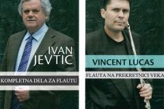 Ivan Jevtić, Dela za flautu, 2018