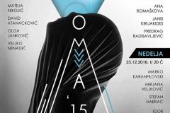 KoMA, Beograd, 2018