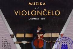 Nemanja Stanković, Nova srpska muzika za violončelo, 2018