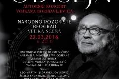 Autorski koncert Vojkana Borisavljevića, 2018