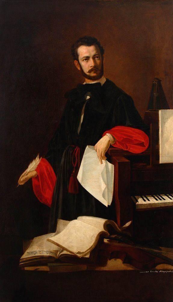 Kornelije Stanković (Budim, 1831 - Budim, 1865)