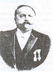 Robert Tolinger (Hluboka na Vltavi, 1859 - Šabac, 1911)